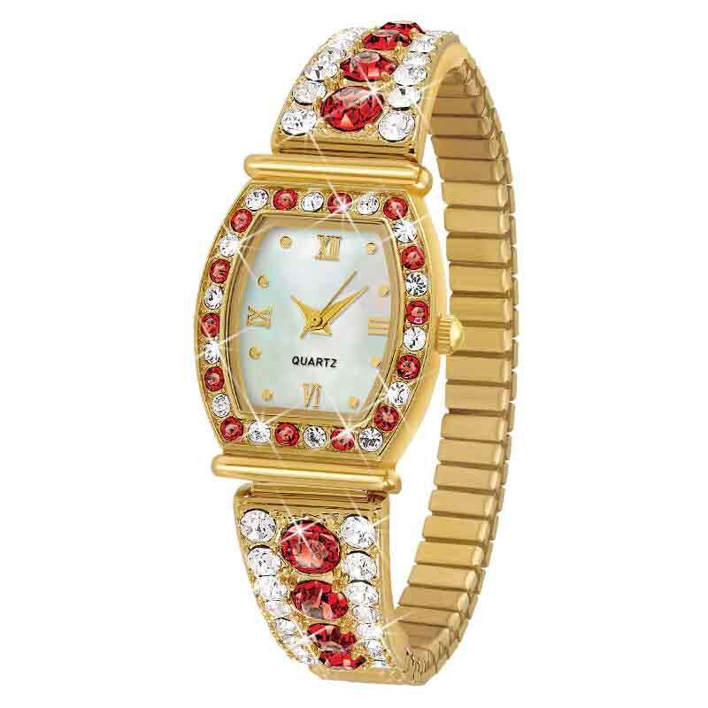 Birthstone Stretch Watch 5597 001 6 7