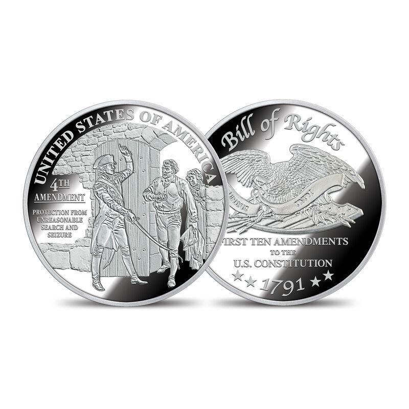 The Bill of Rights Silver Bullion Commemoratives 6530 0022 c commemorative4