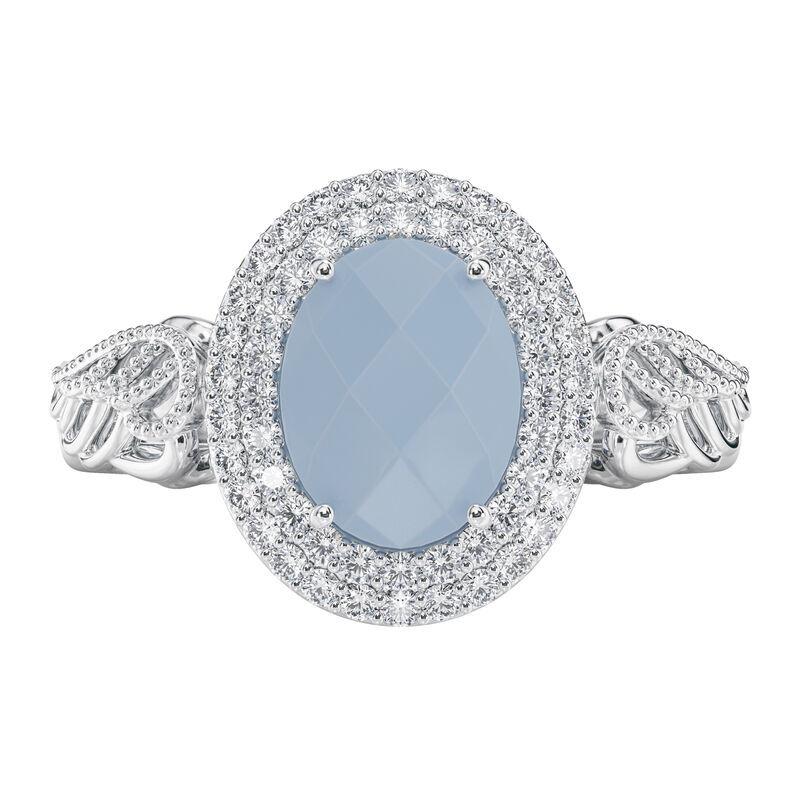 The Angelite Diamonisse Ring 6821 001 2 3