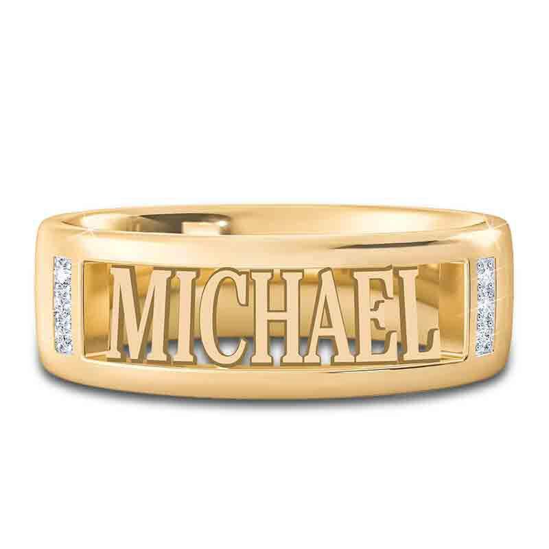 Personalized Custom Cut Ring 4928 005 0 1