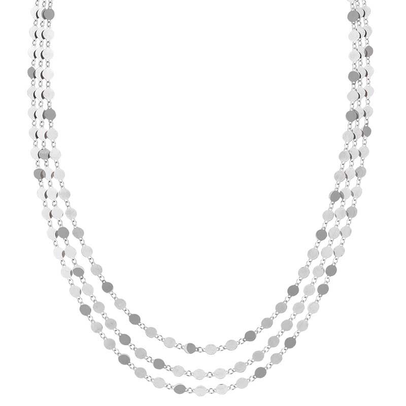 Stunning in Sterling Silver Pendant and Earring Set 6491 001 1 2