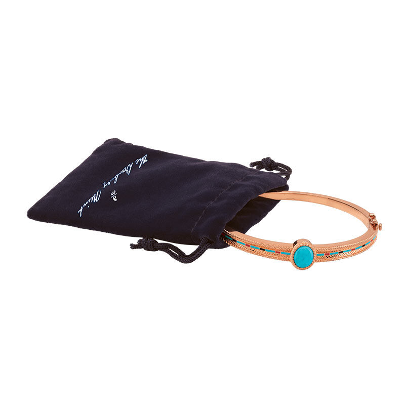 Spirit of the West Copper Bangle 2228 001 0 3