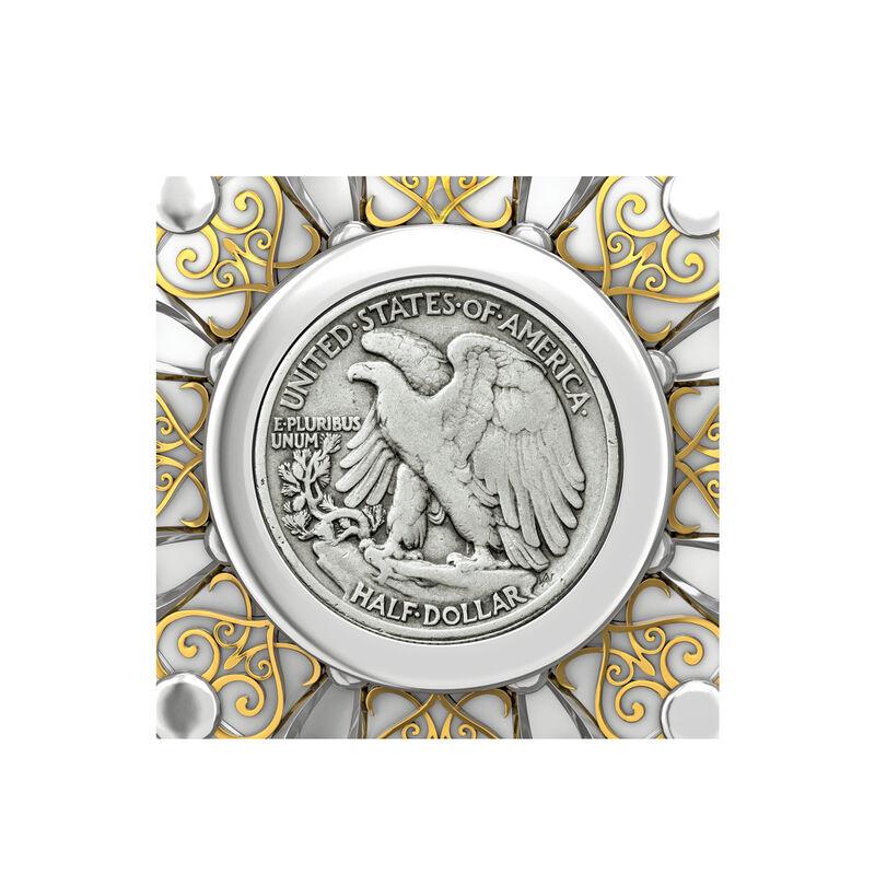 Birth Year Coin Ornament 10400 0013 c reverse