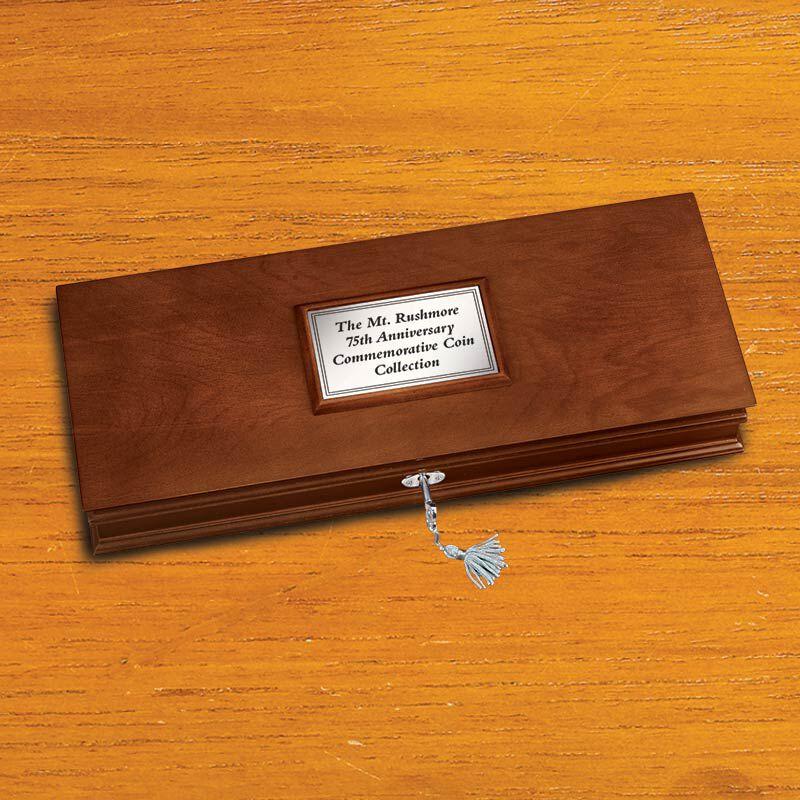 Mount Rushmore 75th Anniversary Commemorative Coin Collection 5127 001 5 7