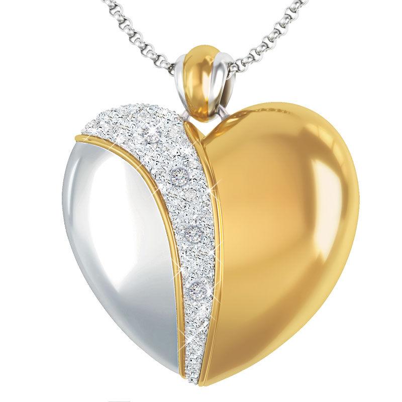 Always My Daughter Diamond Journey Pendant 2269 001 0 1