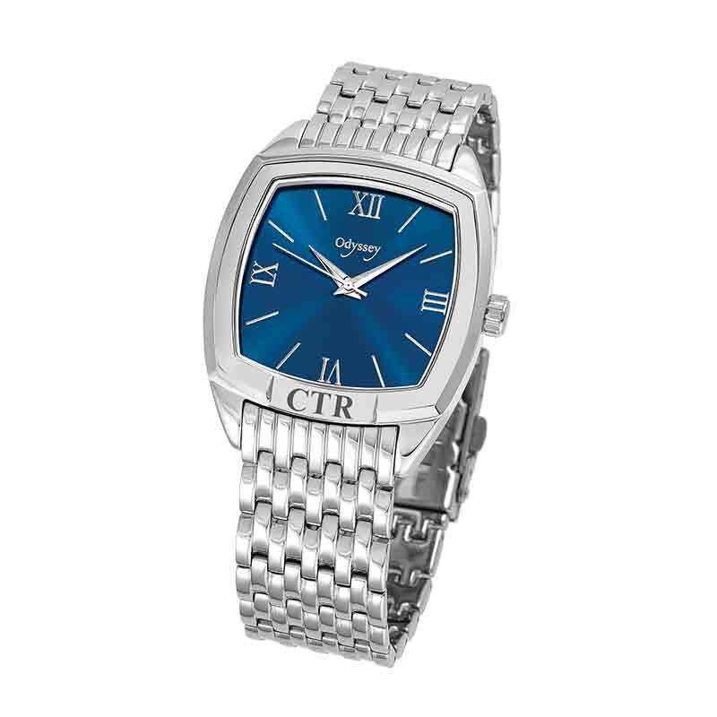 Personalized Odyssey Mens Watch 6510 001 8 3
