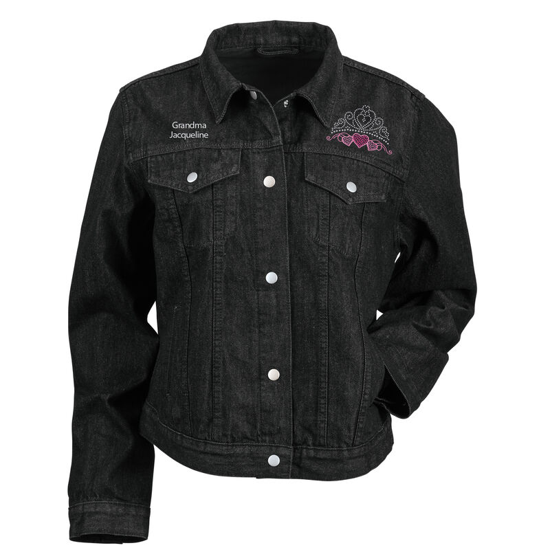 Glamma Denim Jacket 6682 0010 a main