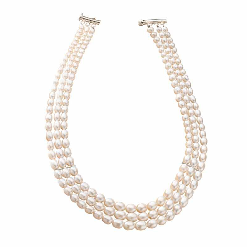 Sweet Harmony Cultured Pearl Necklace 4982 001 2 2