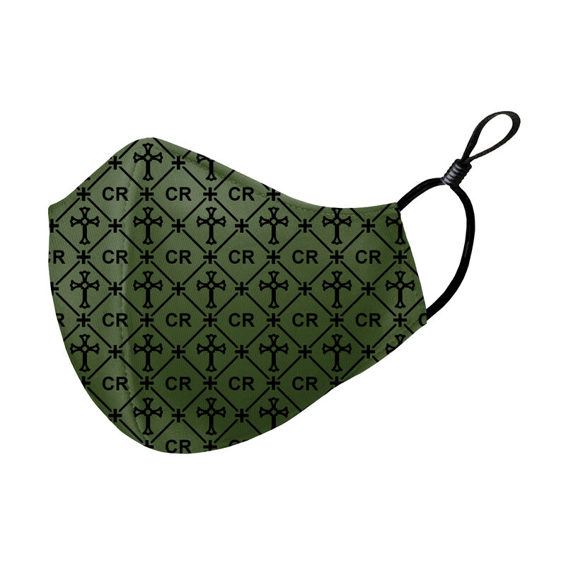 Symbols of Faith Face Masks 10023 0028 c green