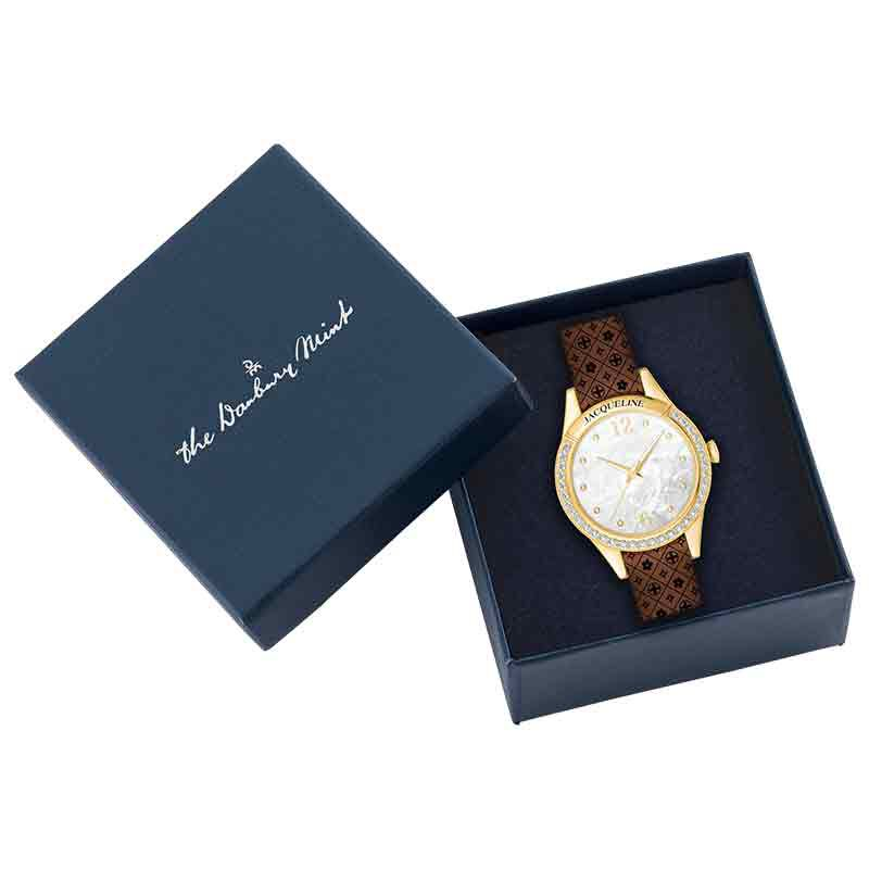 The Personalized Granddaughter Watch with Card 6794 001 5 4