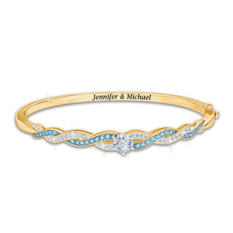 Birthstone Swirl Bracelet 5821 002 2 1