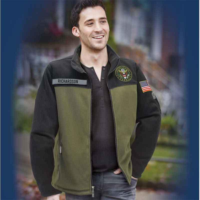 The US Army Jacket Fleece 1662 002 3 3