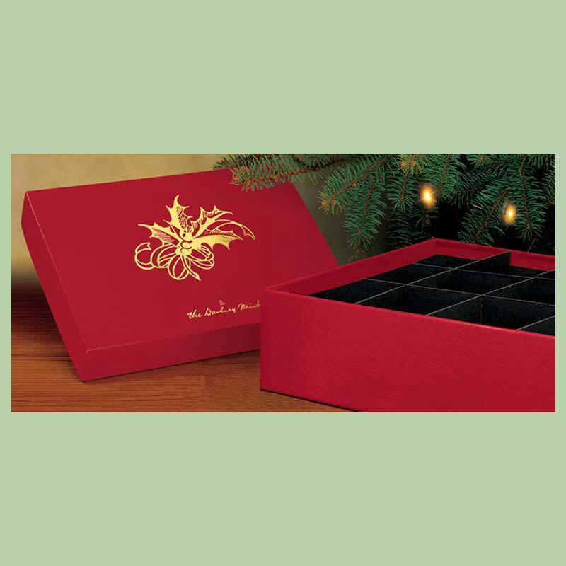 Santa at the North Pole Ornament Collection 5599 001 4 4