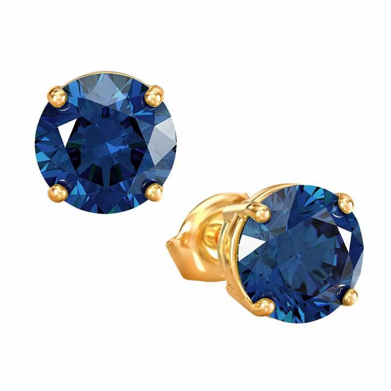 Birthstone Stud Earrings 3359 013 4 9
