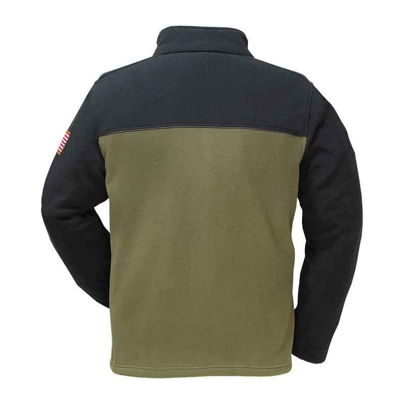 The US Army Jacket Fleece 1662 002 3 2
