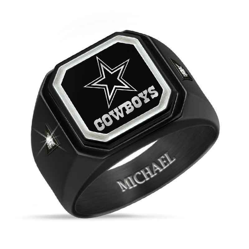 Sports Personalized Black Ice Ring 5634 029 2 1