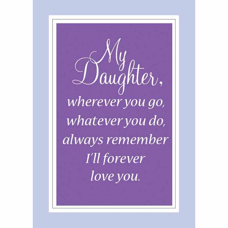 Forever Loved Daughter Tennis Bracelet  Bonus Earrings 6472 001 4 7