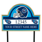NFL Pride Personalized Address Plaques 5463 0405 a titans