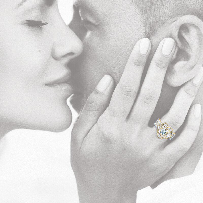 The Forever Rose Ring Set 10187 0012 m model