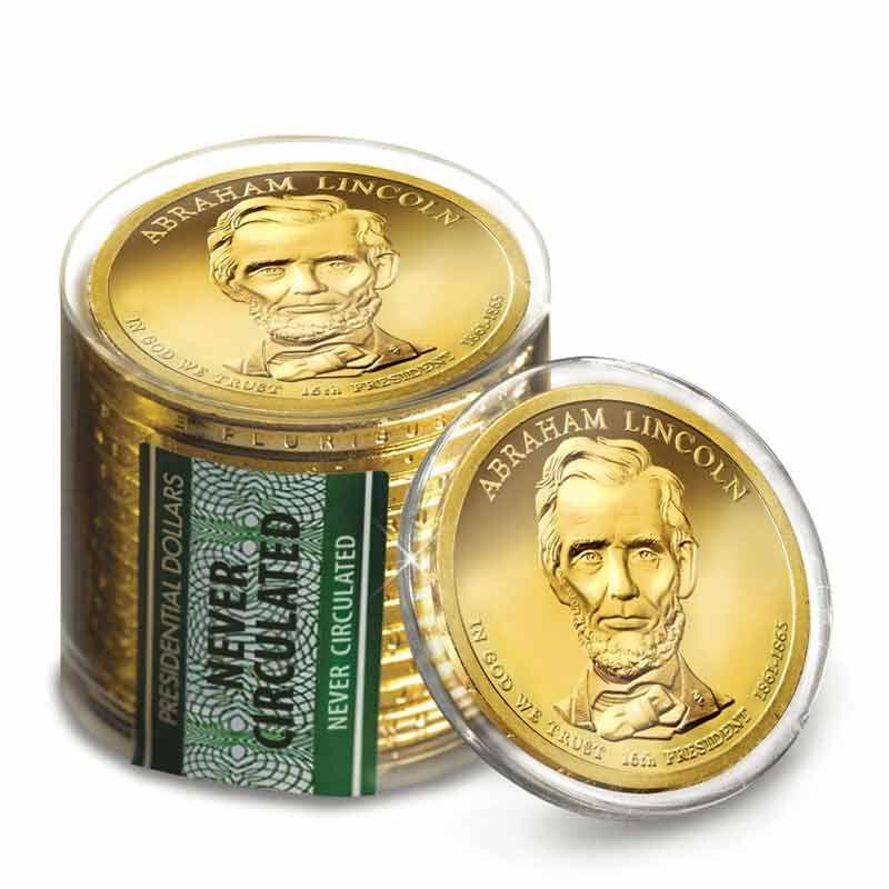 Presidential Dollar Rolls 8682 025 5 3