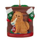 2021 Dog Pom Ornament 6428 0324 a main