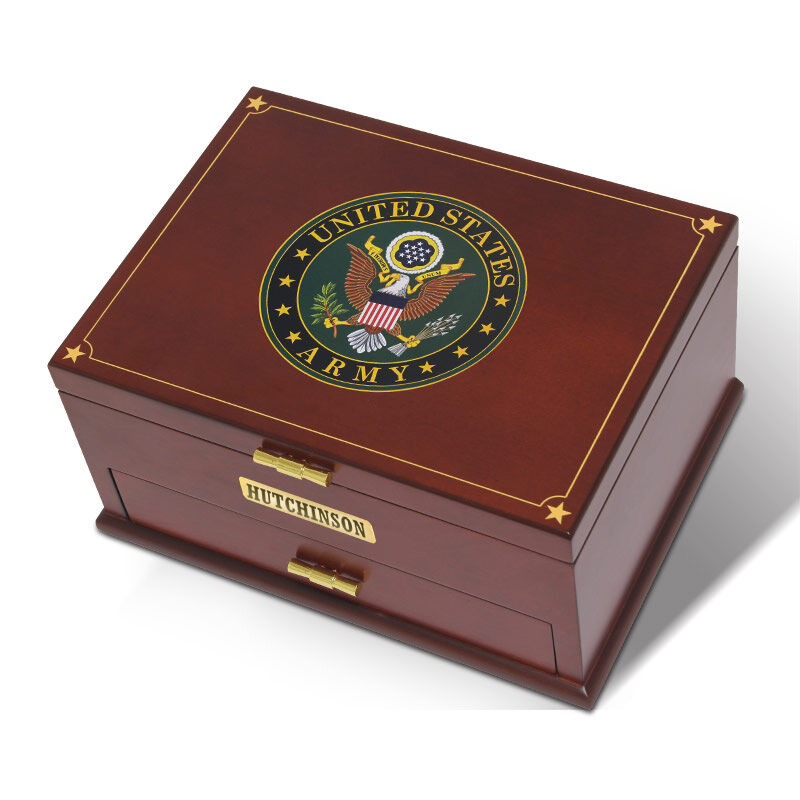 The US Army Valet Box 5168 010 6 2