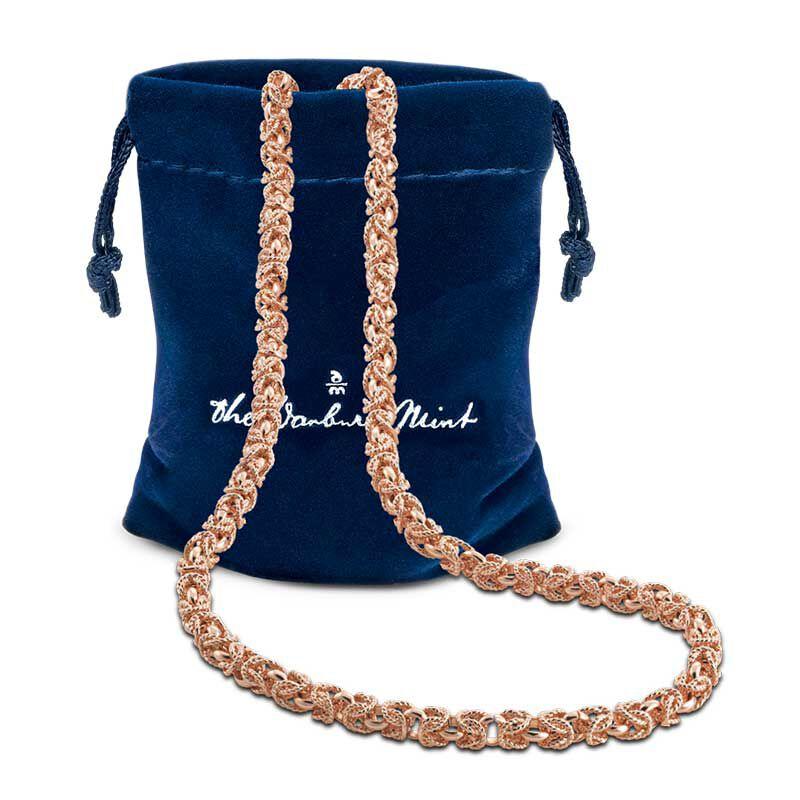 Byzantine Beauty Copper Necklace 6485 001 9 4