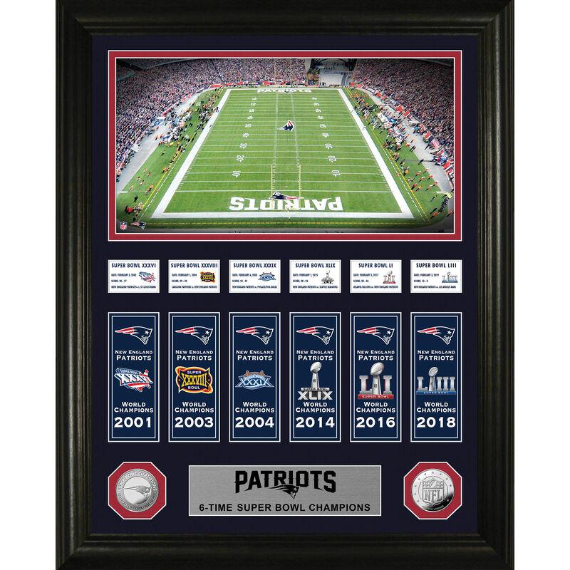 New England Patriots Super Bowl Frame 4391 1668 a main