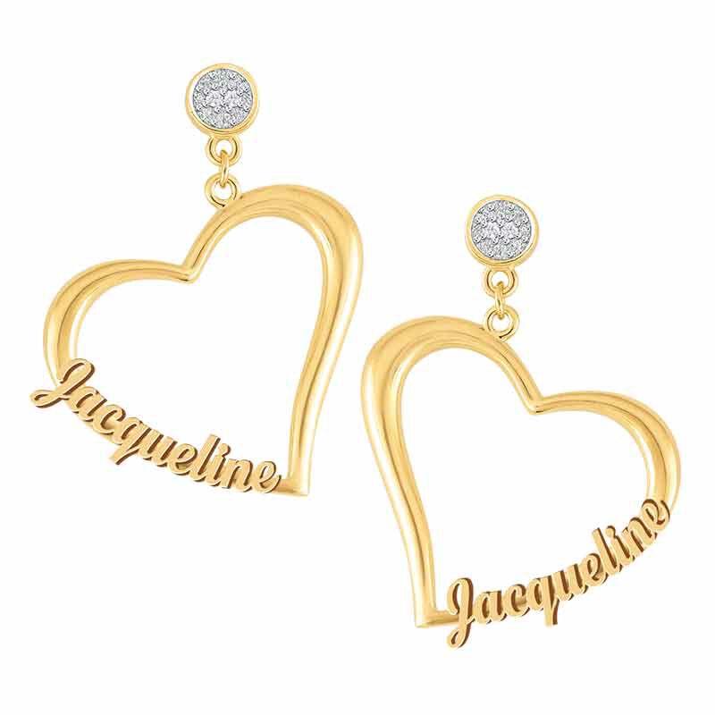 Diamond Heart Earrings 6706 001 2 1