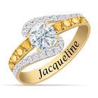 Personalized Birthstone Splendor Ring 10385 0012 k november
