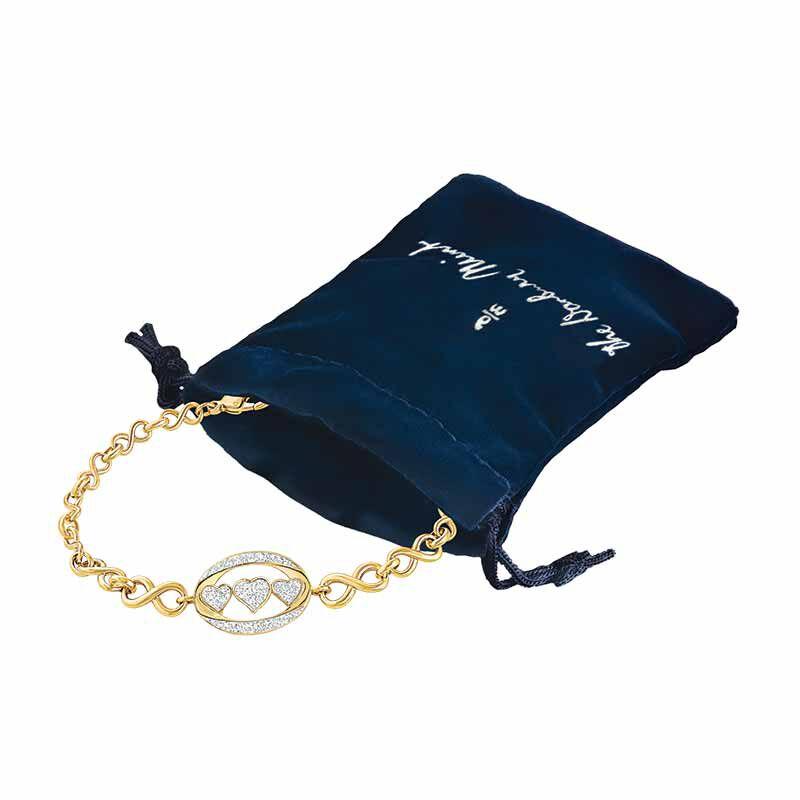 I Love You Diamond Bracelet 4398 001 0 3