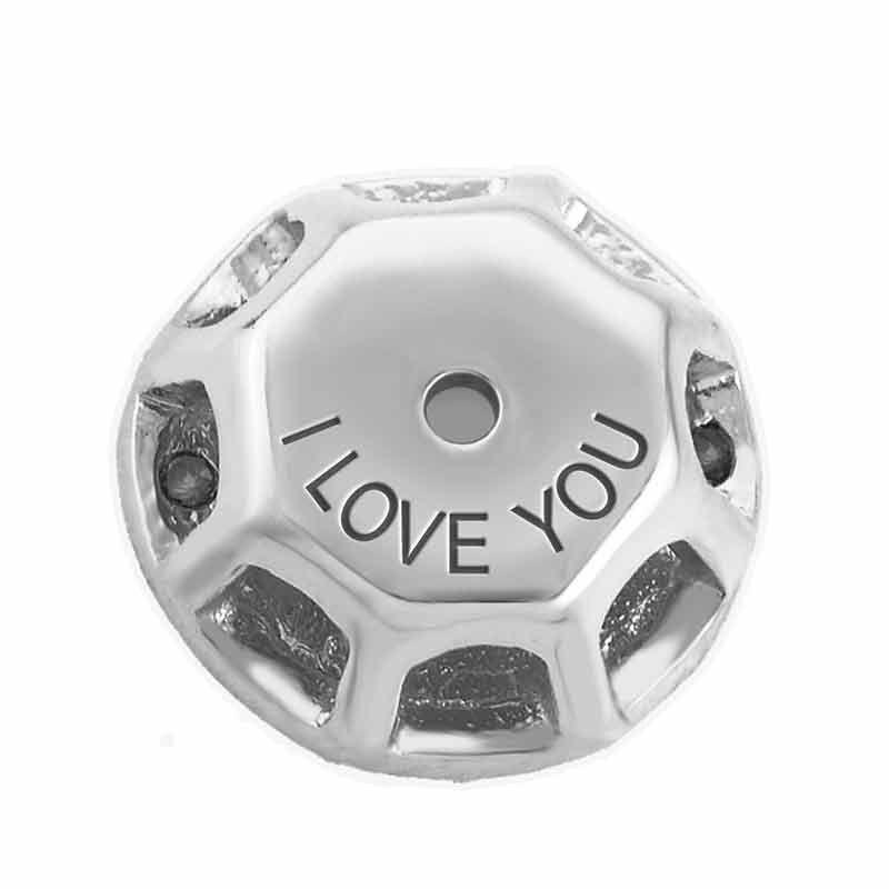Blessing of Love Diamond Earrings 5096 002 0 3