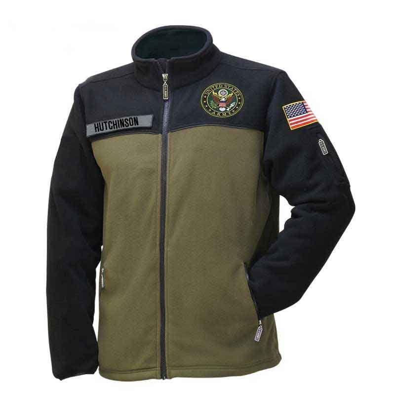 The US Army Jacket Fleece 1662 002 3 1
