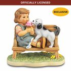 MI Hummel Figurine   Sweet Treat 6434 001 1 1