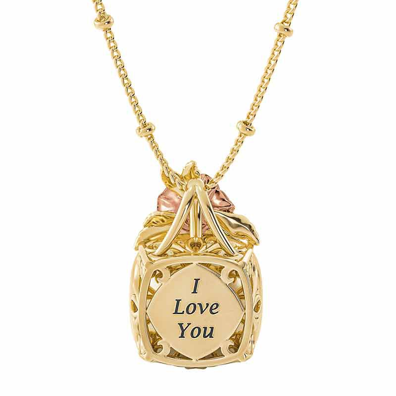Love for a Lifetime Daughter Rose Pendant 6529 001 7 2