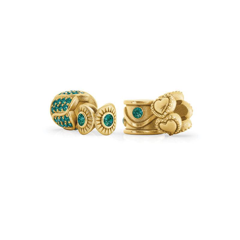 Beauty Personalized Charm Bracelet 2406 001 4 14