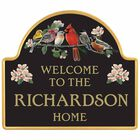 The Cheerful Gathering Personalized Welcome Sign 6097 001 9 1