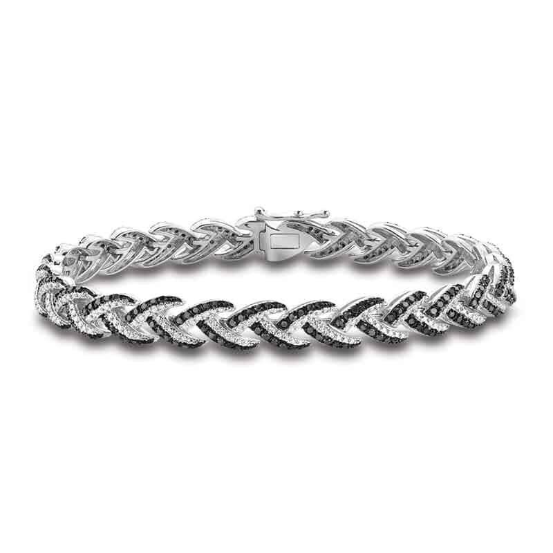 Simply Sophisticated Diamond Bracelet 4977 001 9 1