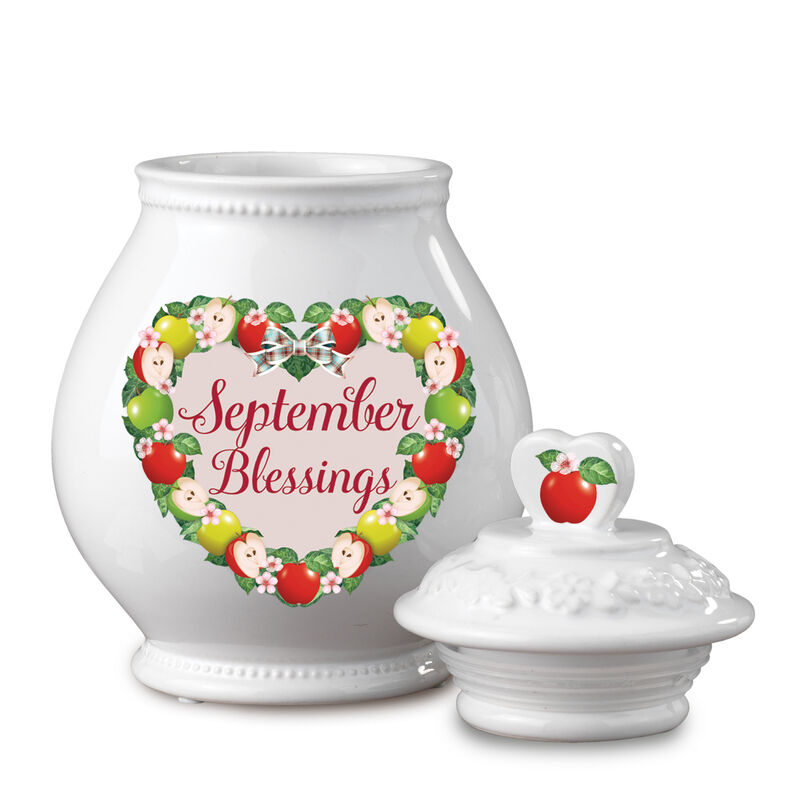 Seasonal Sensations Mini Blessing Jars 10265 0017 g september