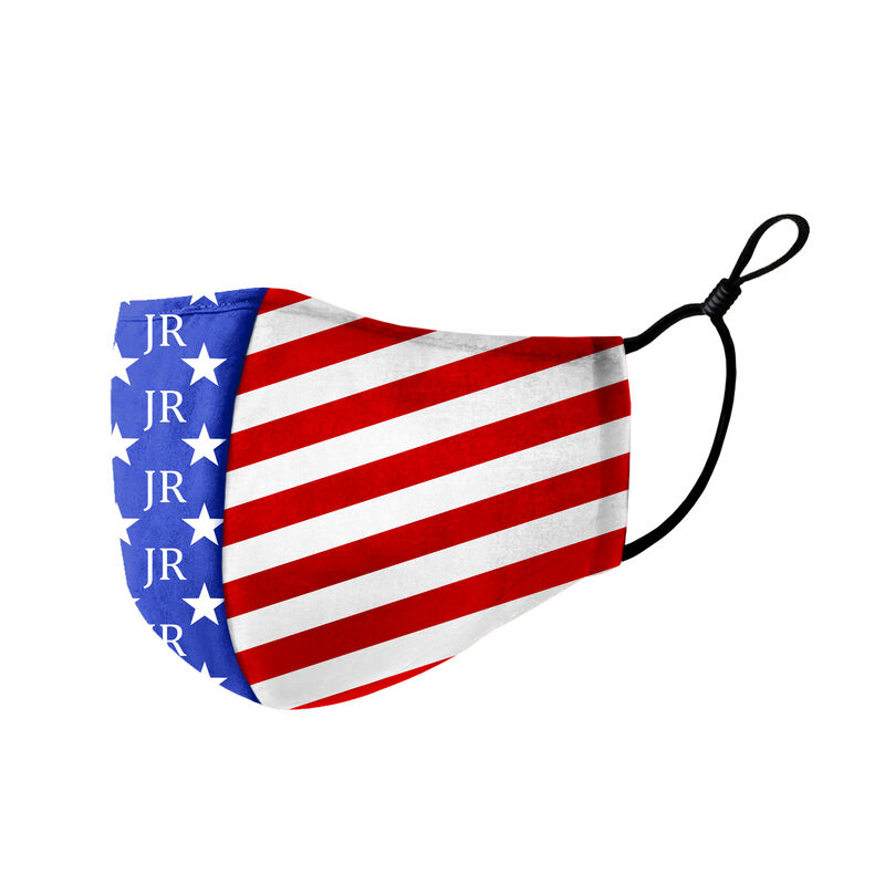 Land of the Free Face Masks 10022 0011 d flag