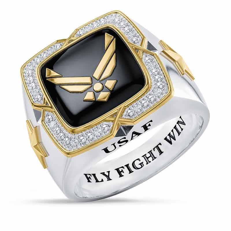 Americas Finest US Air Force Ring 6665 003 7 1