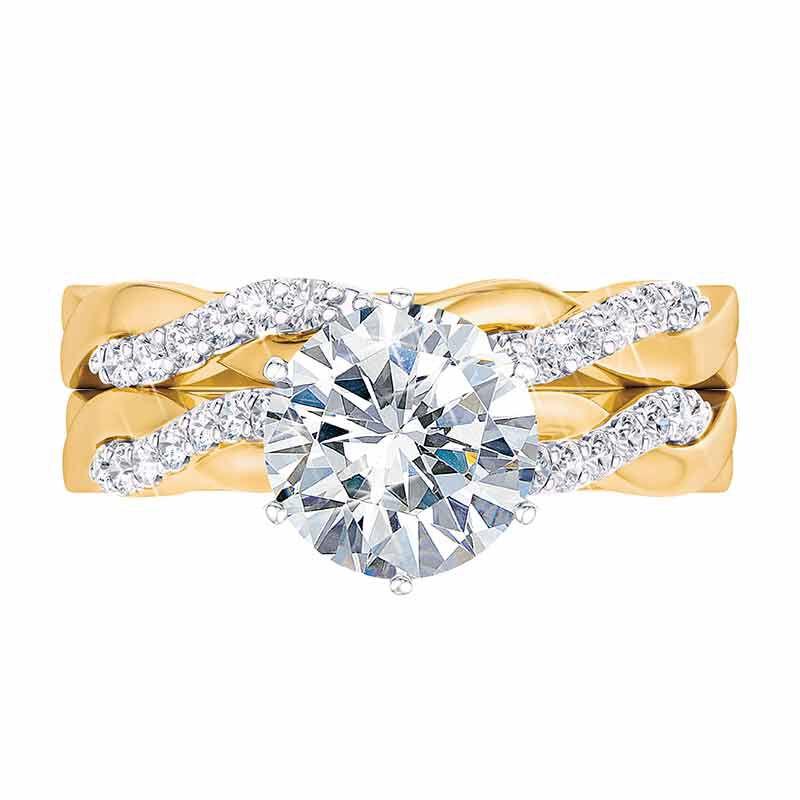 The Diamonisse Bridal Set 1656 001 3 2