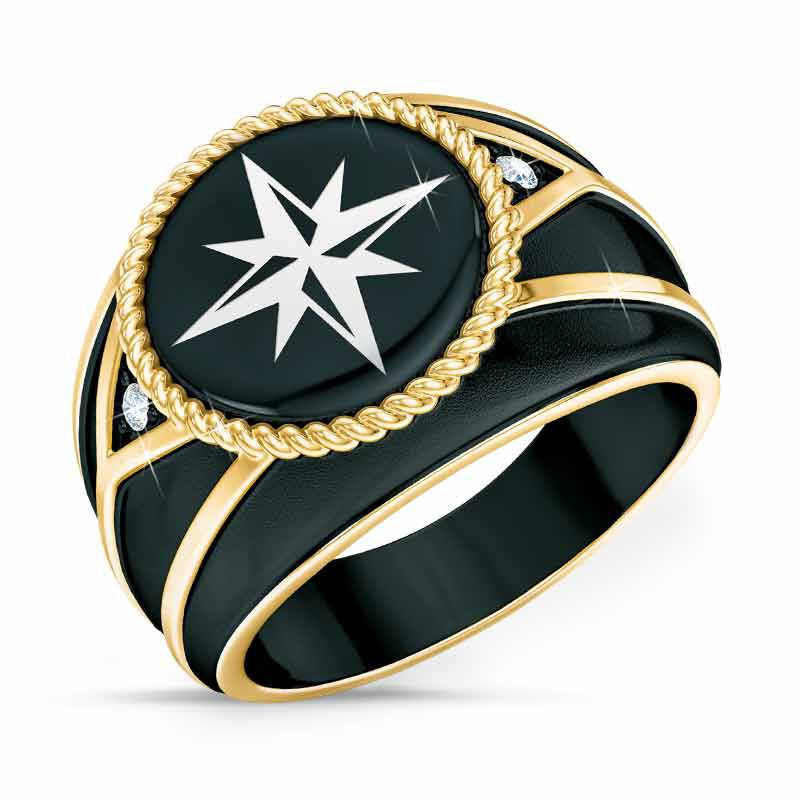 The Pathfinder Mens Diamond Ring 1231 001 7 1