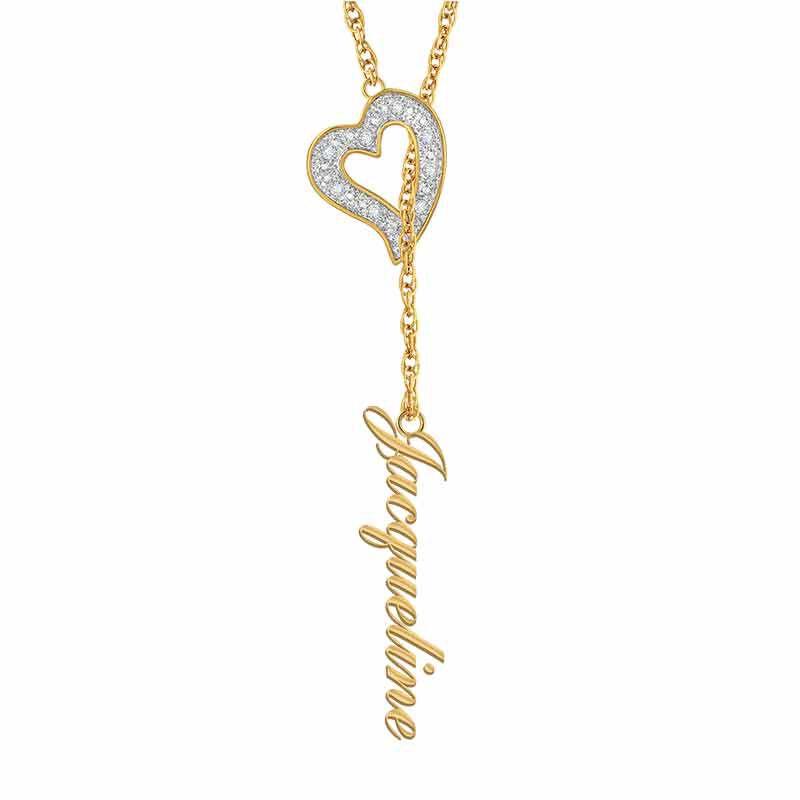 The Diamond Heart Necklace 6686 001 6 1
