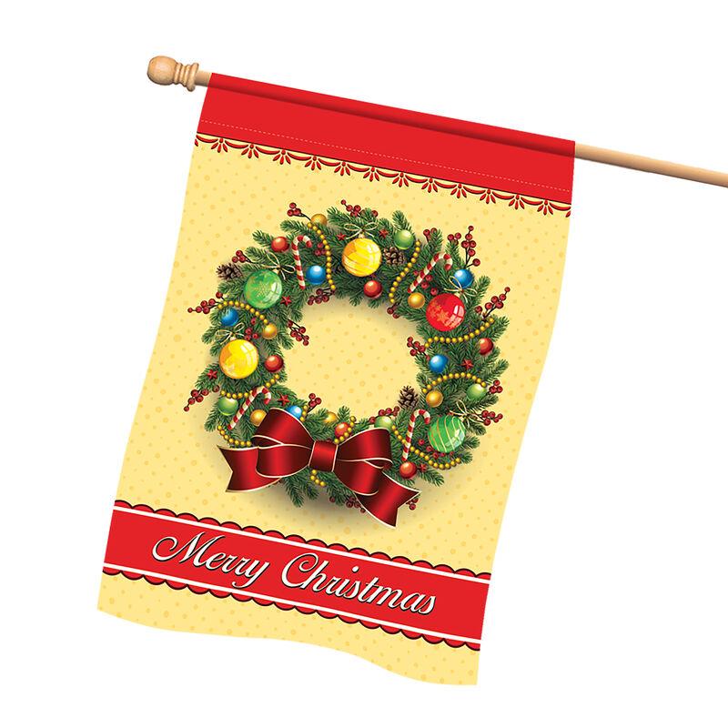 Seasonal Sensations Wreath Flags 6657 0011 e december