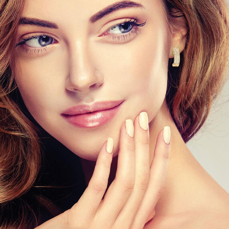 Enchanted Diamond Earrings 6454 0016 m model