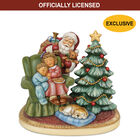 MI Hummel Figurine   Waiting for Santa 6436 001 9 1