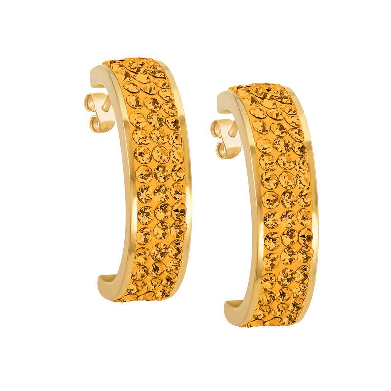 Birthstone Fire Earrings 10594 0027 k november