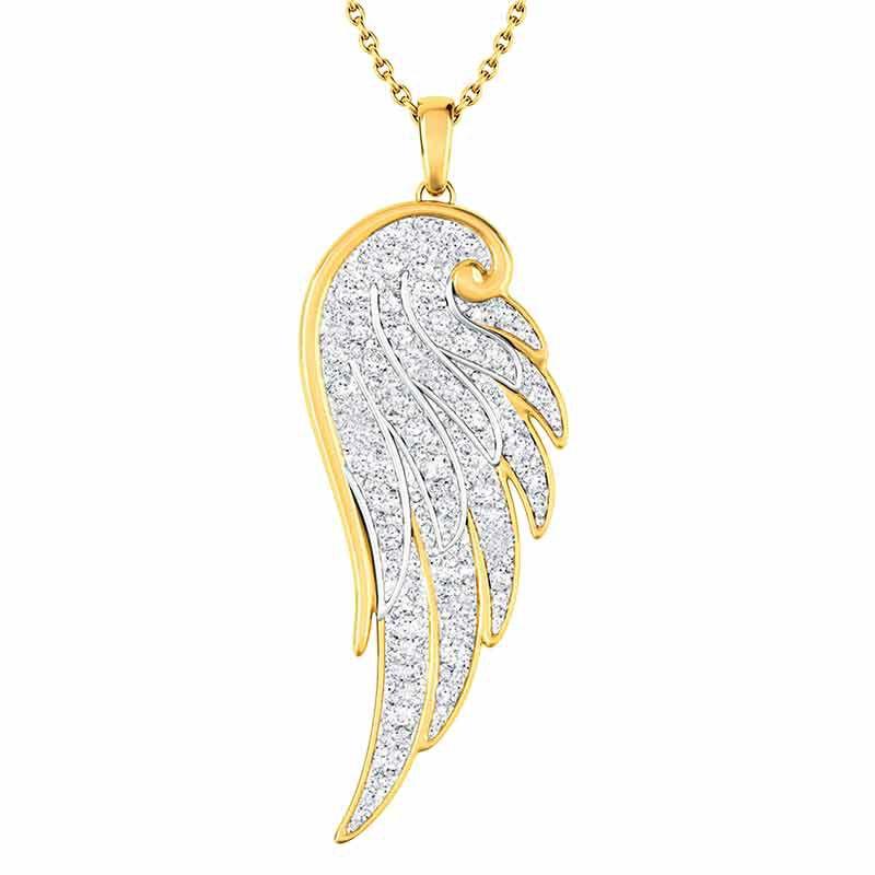 Forever My Angel Diamond Pendant 6149 001 7 1