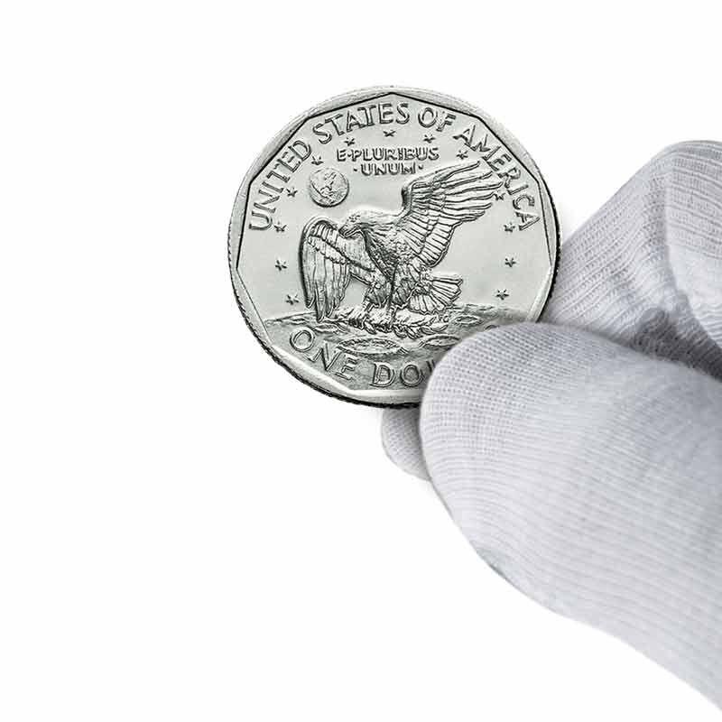 The Susan B Anthony Dollar Commemorative Mint Mark Set 6698 001 2 5